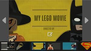 my lego movie